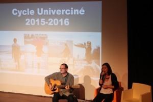 soirée clôture univerciné 2015-2016