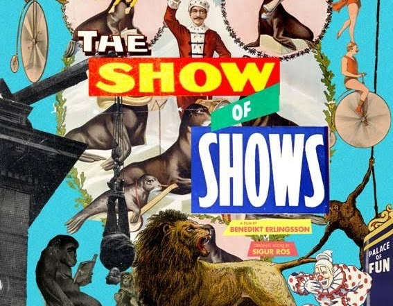 the show of shows benedikt erlingsson
