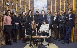 Jury Univerciné 2018-19