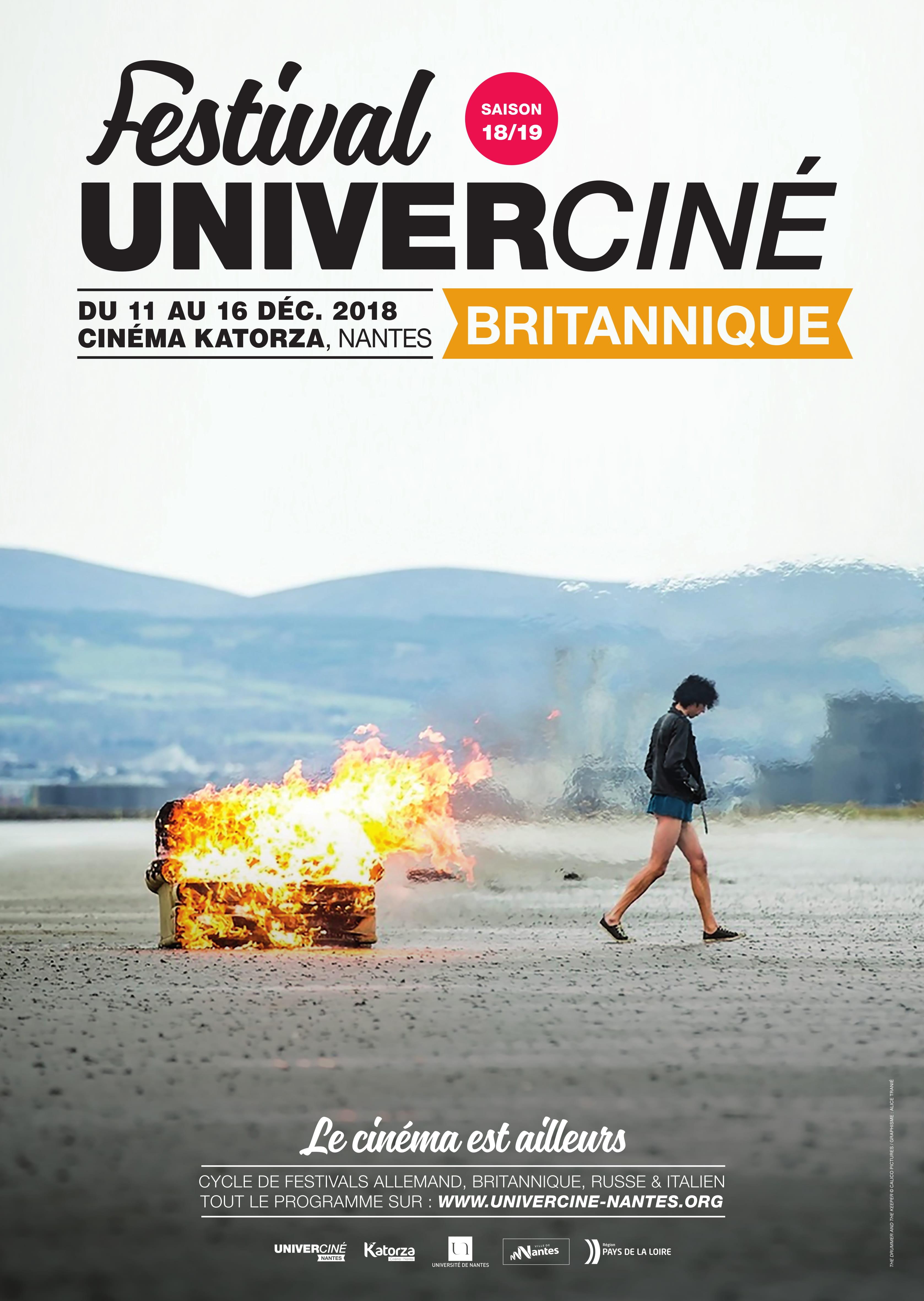 Univerciné britannique 2018/2019